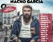 Nacho García en El Palacio de la Prensa