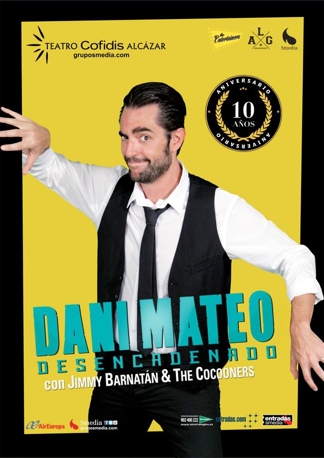 Dani Mateo Desencadenado