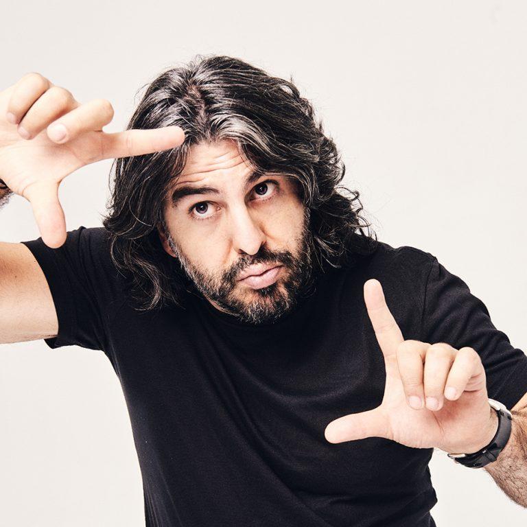 J.J Vaquero en «La Otra Agenda» de TeleMadrid