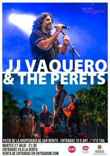 Vaquero y The Perets